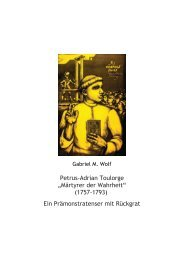 Petrus Adrian Toulorge - Postulator Generalis Ordinis ...