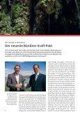 Revitalisierungsprojekt Val da Prada: Fortsetzung gesichert - Repower - Seite 6