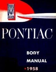 BODY MANUAL 1958 - Hem