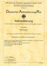 Deutschen AkkreditierungsRat