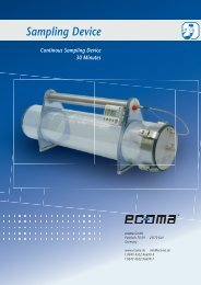 Sampling Device CSD 30