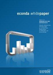 Web-Analyse und Datenschutz (PDF)