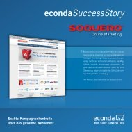 econda Success Story SoQuero