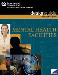 Mental Health Design Guide - Office of Construction & Facilities ...