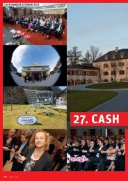 27. CASH Handelsforu - SIPER Swiss Institute for Peace and Energy ...