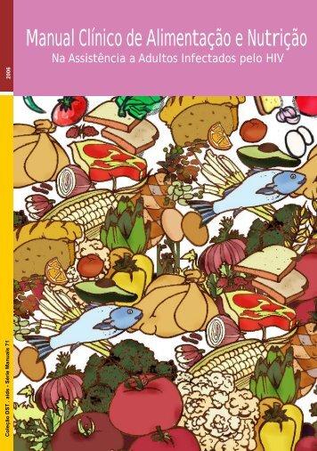 Manual Clínico de Alimentação e Nutrição – Assistência