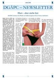 Hart - aber nicht fair - Klinik am Aegi