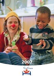 Jaarverslag 2007 - CBF
