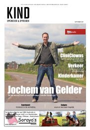 CliniClowns Verkeer Kinderkamer - Smart Media Publishing