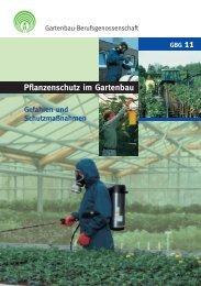 GBG 11 - Pflanzenschutz - VBG
