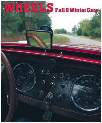 Rappahannock Record WHEELS Fall & Winter Car - Southside ...