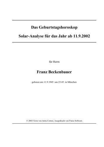 Solar von Anita Cortesi