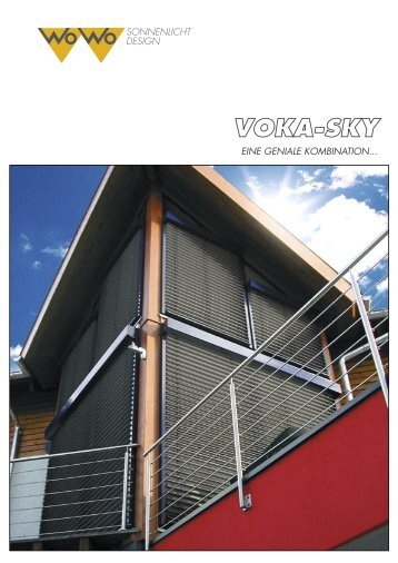 VOKA-SKY EINE GENIALE KOMBINATION - SCHANTL