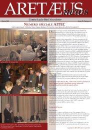 dalla prima pagina - Centro Lucio Bini
