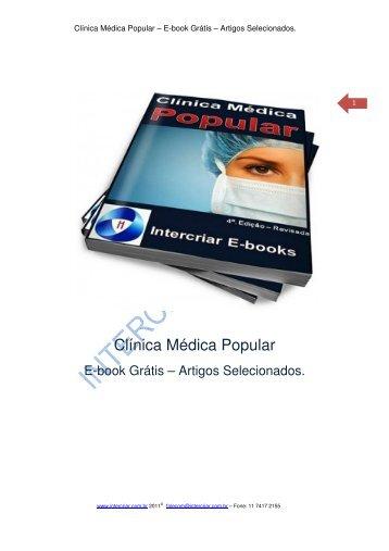 Clínica Médica Popular – E-book Grátis
