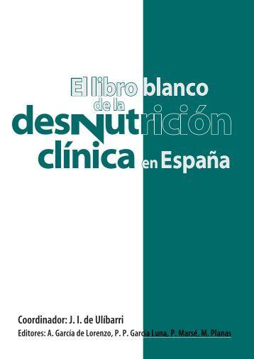 Libro blanco de Desnutrición clínica - SENPE