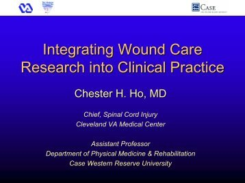 Integrating Wound Care Research into Clinical Practice