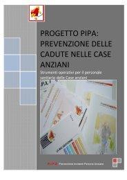progetto pipa: prevenzione delle cadute nelle case ... - reality design!