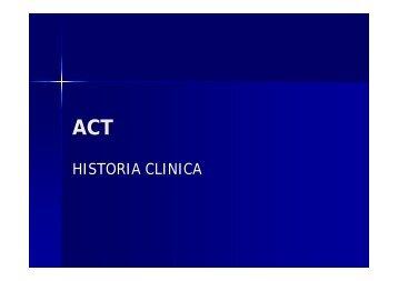 HISTORIA CLINICA - Facultad de Medicina - Universidad Nacional ...