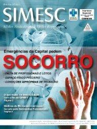 Novidade - Sindicato dos Médicos do Estado de Santa Catarina