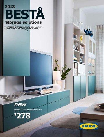 IKEA Brochure Storage Solutions 2013 EN US