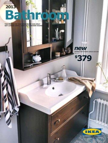 IKEA Brochure Bath 2013 EN US