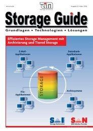 Effizientes Storage Management mit Archivierung und ... - TIM AG