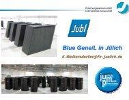 Blue Gene/L System – in Jülich - deisa