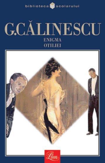 George Calinescu- Enigma Otiliei.pdf
