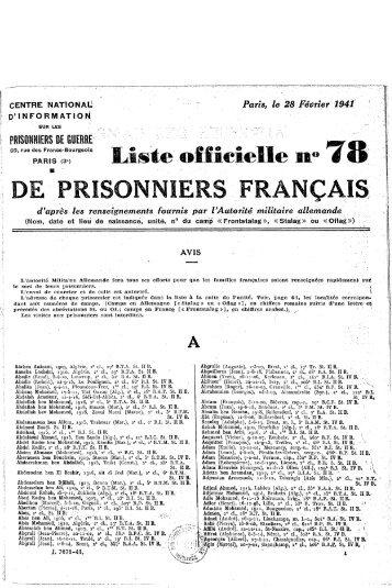 liste des magazines français