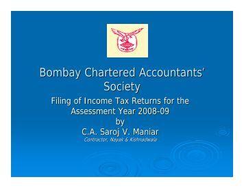 Disallowance u/s 40A(3) - Bombay Chartered Accountants Society