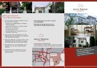 Fünf gute Gründe für Steve Hatton Immobilien