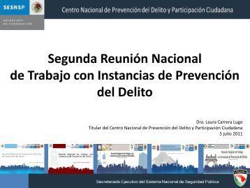 Reuniones Regionales y Primera Nacional - Secretariado Ejecutivo