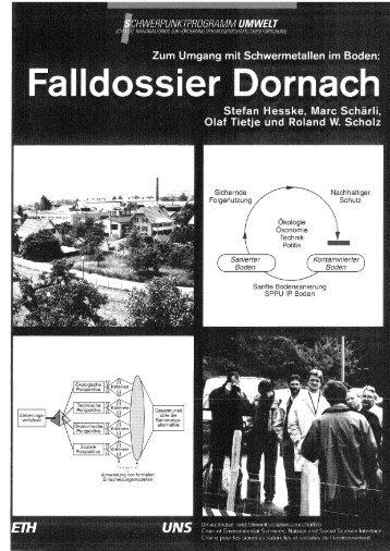 Dornach - Wichtiger Hinweis - ETH Zürich