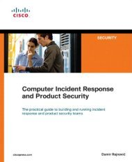Computer Incident Response and Product Security - Technical ...
