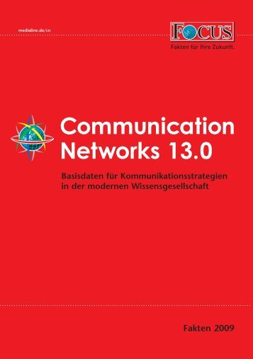 Communication Networks 13.0 - FOCUS MediaLine