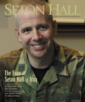fall 2007 - Seton Hall University