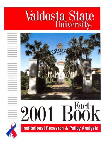 student information - Valdosta State University