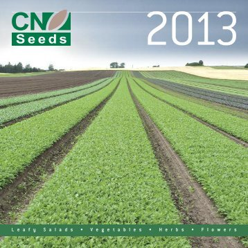 Catalogue - CN Seeds