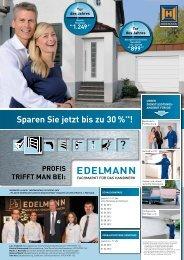 Tor des Jahres - EDELMANN - Fachmarkt für das Handwerk
