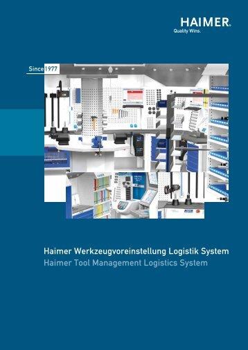 HAIMER Tool Management - Haimer USA