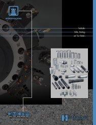 Hardinge Tool Holders, Toolholder Collets and Bushings Catalog ...