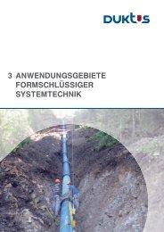 3 anwendungsgebiete formschlüssiger systemtechnik - Duktus