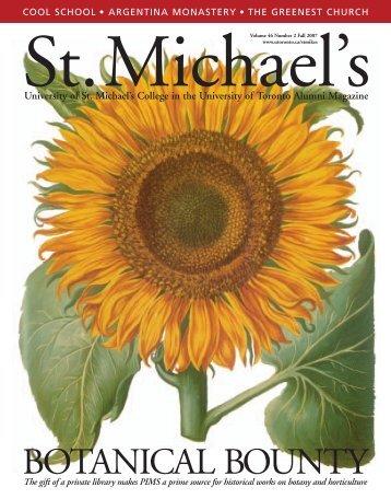 St Mikes - St. Michael's College - University of Toronto