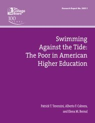 Swimming Against the Tide - College of Education