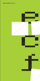 Programmheft 2010/2011 - Eclatsconcerts