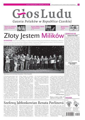 region - GlosLudu.cz