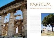 Überreste einer versunkenen Stadt - la bella vita