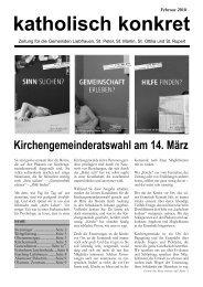katholisch konkret - Diözese Rottenburg-Stuttgart