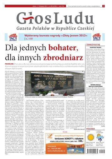 tacy jesteśmy 2012 - GlosLudu.cz